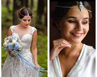 Wedding tiara, Crown,Bridal hair vine,Crystals Bridal Wedding,Hairpiece Bridal Hair Vine,Wedding hair-vine,pearl hair vine 238