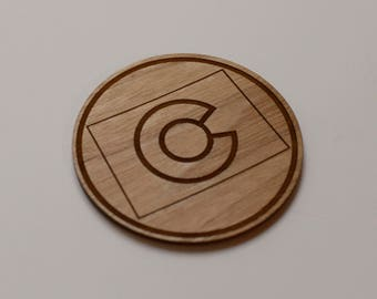Colorado C and State Square Coasters B