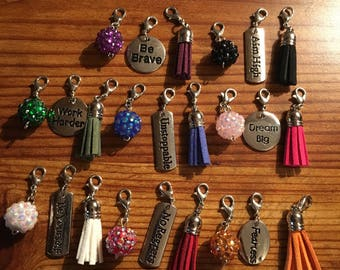 Inspirational Charms Collection