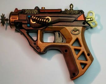 Steampunk Nerf Blaster - Cosplay or Display