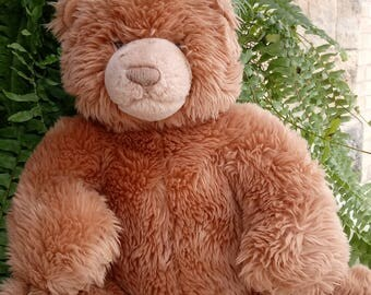 Gund 17 inch light brown bear