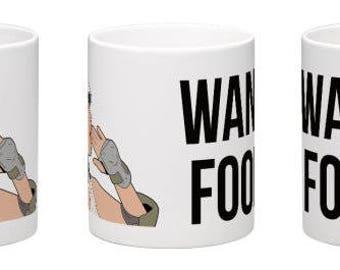 Wanna Fook - Ilana BC Mug