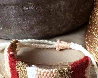 "BRACELET weaving ""LAKMÉ"" n12"