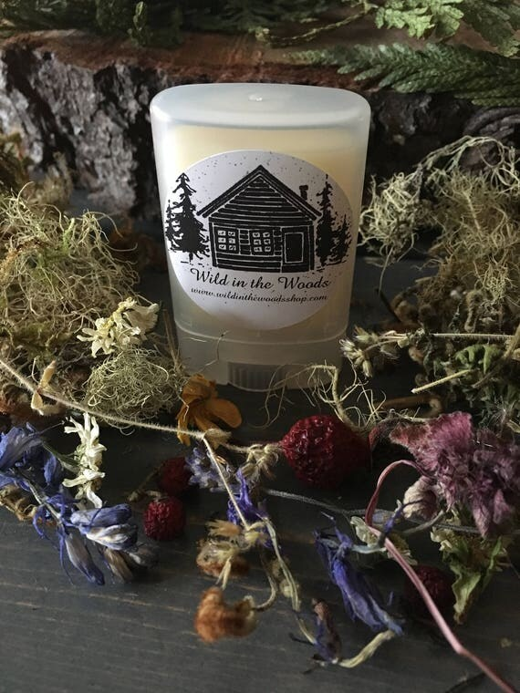 Lavender and Rosemary Lotion Bar