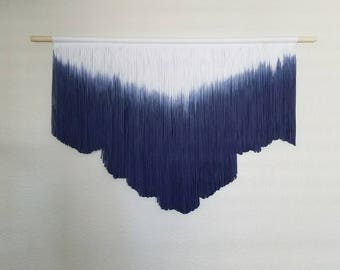 SIERRA | dip dye wall hanging (assorted colors, made to order)