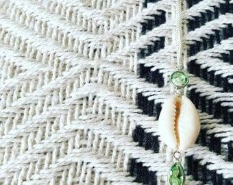 PALENQUE Verde necklace
