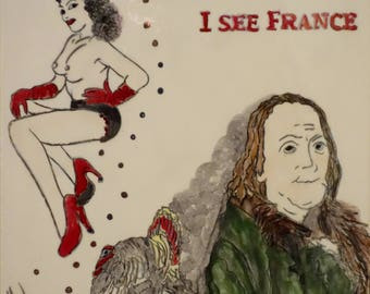 Founding Father- Benjamin Franklin