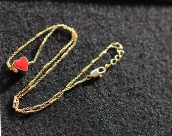 Emoji Heart Necklace