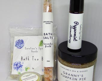 Spa Gift Set - Bridal Party Gift, Gift for special person