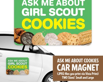 girl scout cookies etsy