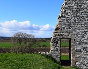 Duffus Castle (Elgin, Moray, Scotland)