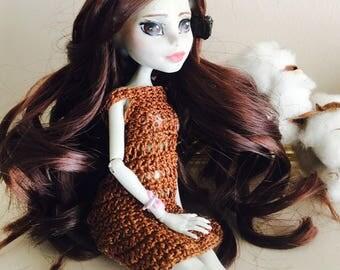 Monster High - Auburn Wig