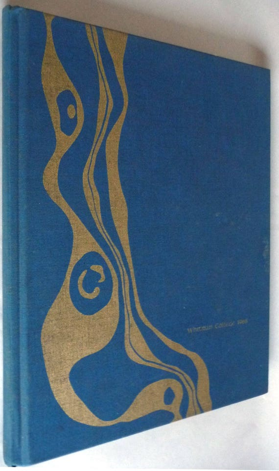 Whitman College 1968 Yearbook (Annual) - Waiilatpu - Walla Walla, Washington WA