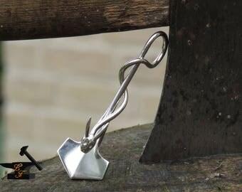 silver dragon mjolnir