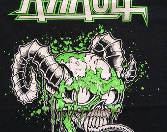 Assault band shirt-Thrash til' death