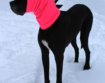 xl great dane snood dinosaur neck warmer great dane dinosaur costume xxl dog