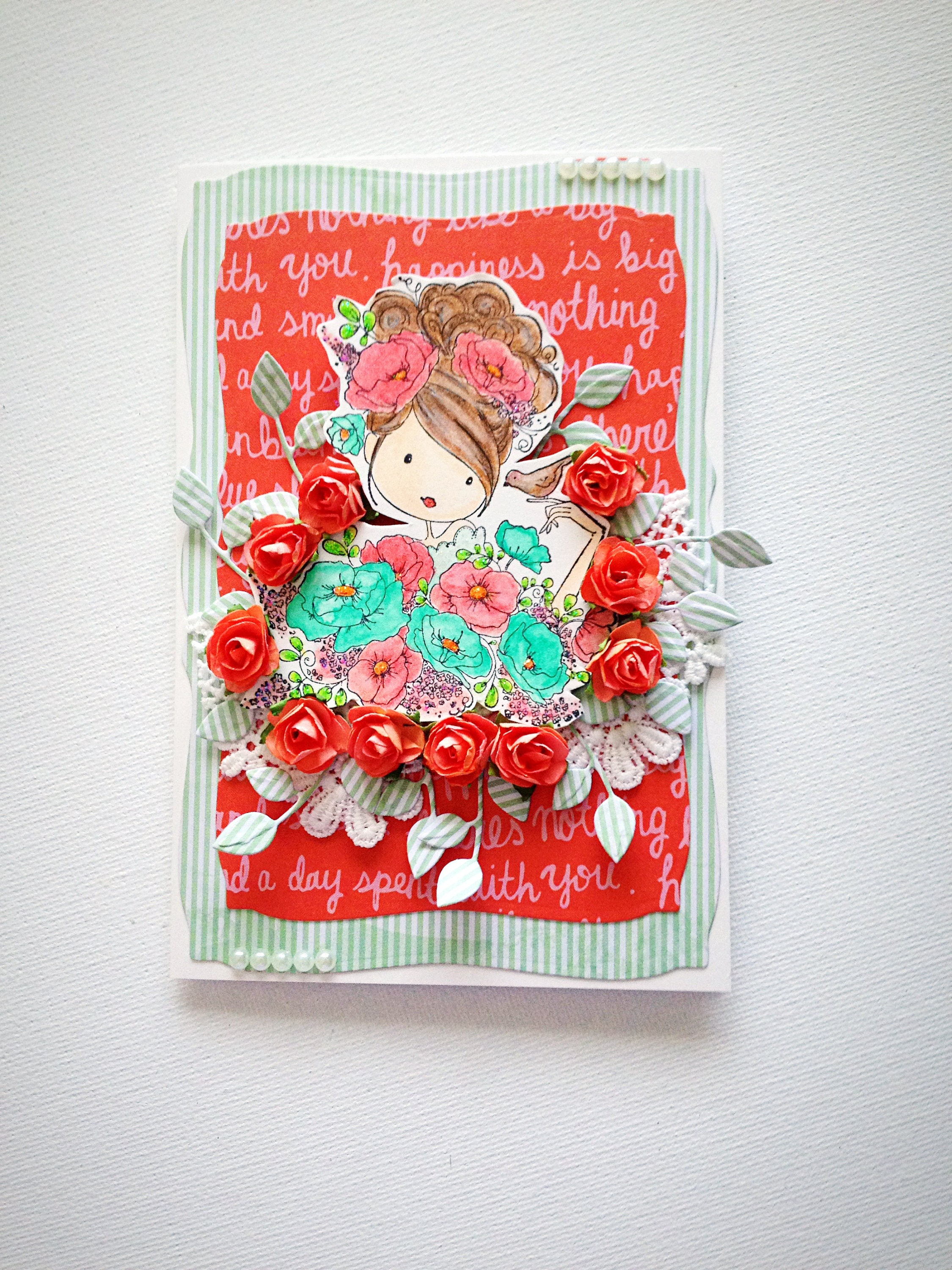 All Occasion Card Greeting Card Cute Cards All Occasions Card
