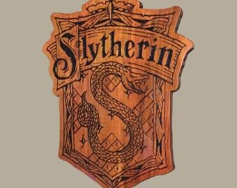 Harry Potter Slytherin House Banner