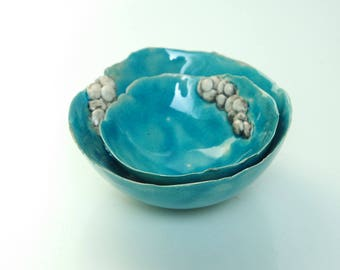 Ceramic dish Pebbles