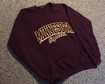 University of Minnesota Crewneck