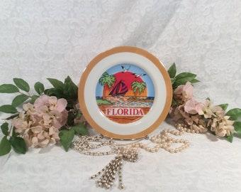 "Collectors Souvenir Plate ""Florida"""