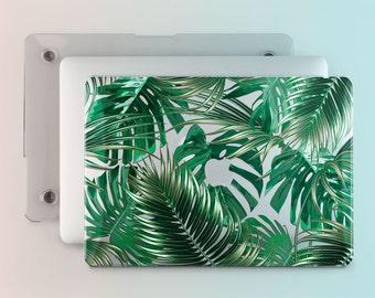 Tropical Macbook Pro Case Macbook 12 Inch Case Macbook Floral Case MacBook Pro Retina 15 Case Laptop Air Case Mac Pro Case Laptop Cover m002