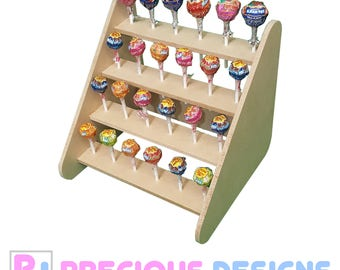 24 cake pop lollipop decoration display cand sweet stand
