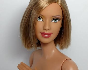 Hybrid nude 11 1/2 inch Super Articulated 1/6 scale Fashion Doll