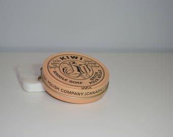 Kiwi Saddle Soap Tin