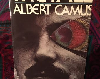 The Fall by Albert Camus - 1957 paperback