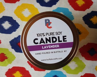 Lavender | Soy Wax Candle