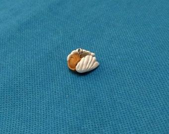 Harry potter pendant,golden snitch pendant,golden snitch necklace,Harry potter necklace,snitch necklace,harry potter jewelery,