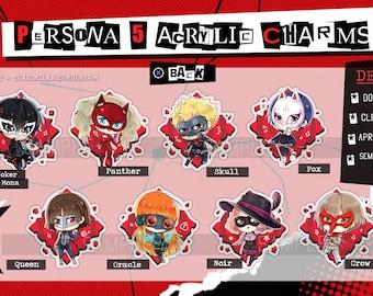Persona 5 Keychains (SET)