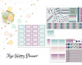 "The ""Imagine"" Kit for the Mini Happy Planner"