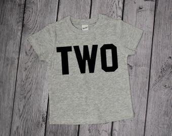 2nd birthday shirt boy, 2 year old birthday shirt, two year old, boys 2 year old shirt, 2nd birthday shirt for boys, Two Birthday shirt