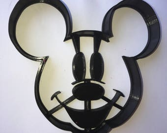 Mickey Mouse Cookie Cutter with Face