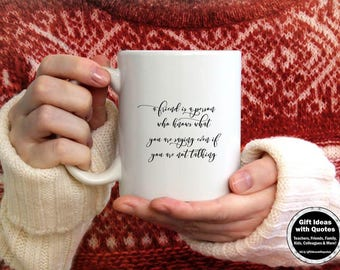 A Friend Is Quote,  Friends Mug, Friendship Gifts for Woman, Friends Gift Birthday, Friendship Coffee Mug, Friendship Quote, Friend Quote