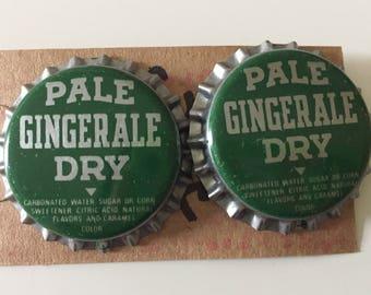 I'll have a Ginger Ale.