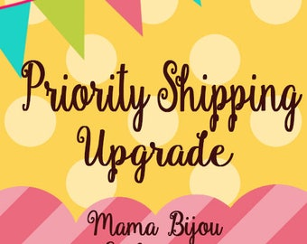 USPS Post Office Shipping Priority Ship 2-3 Business Day Upgrade - Add To Purchase
