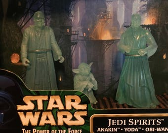 Star Wars Power of the Force- Jedi Spirits