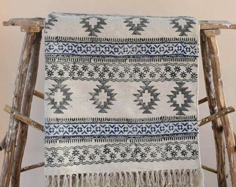 Large Indian Rugs Cotton Rug, Woven Rug, Area Rugs For Sale, Decor Rug