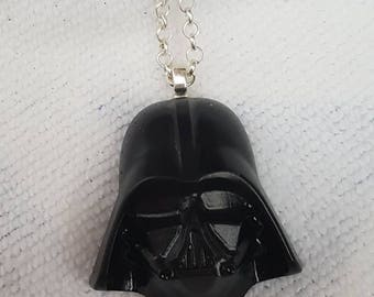 Star Wars Darth Vader Resin Necklace