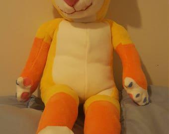 Standard Custom Plush Stuffed Animal
