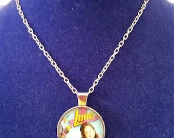 Soy luna necklace