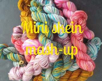 Mini Skein Mash-Up