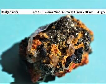 Realgae pyrite NRO 169