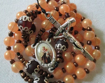 rosary,rosaries,catholic rosary,catholic gifts,roman catholic rosary, handmade rosaries,birthdays,sacrament gift ideas,mom,sister,family