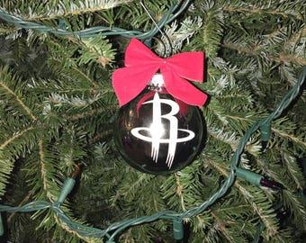 Houston Rockets  - Christmas Ornament