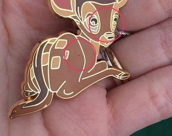 Medium flaws - The loving fawn (Bambi) EL75