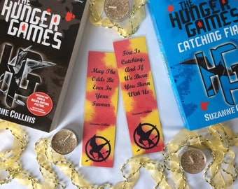 The Hunger Games Bookmark